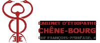 Étiopathe Genève Chêne Bourg Logo